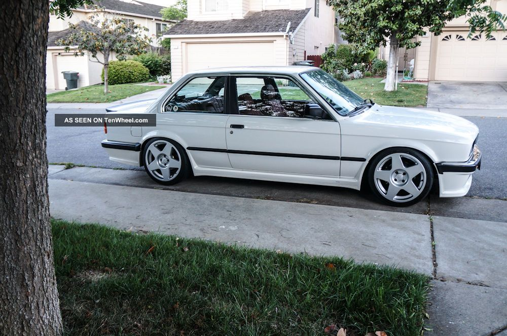 1986 bmw 325e euro mtech1 coupe many pictures california car. Black Bedroom Furniture Sets. Home Design Ideas