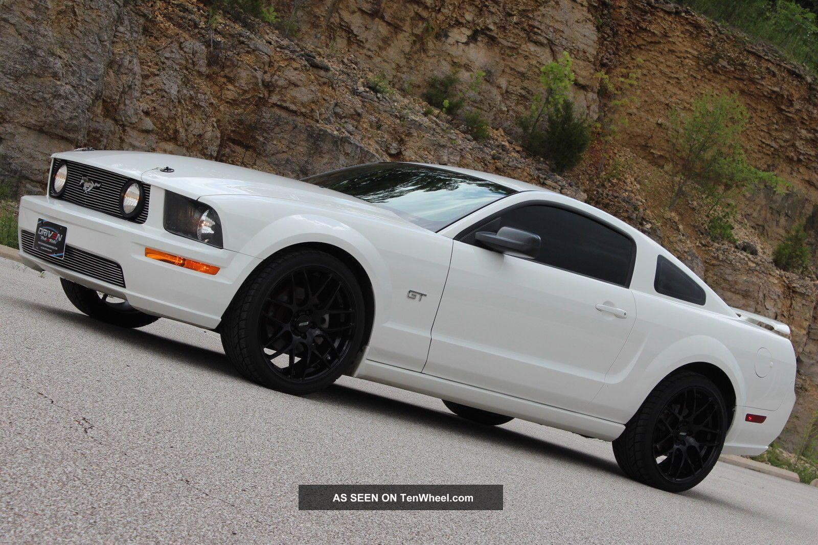 All Types 2006 mustang gt specs : 2006 Mustang Gt, 5 Speed, Rims, Shaker, Custom,