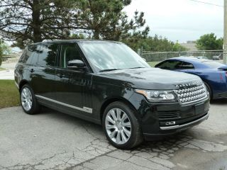 2014 Range Rover V8 Supercharged Long Wheelbase - Lwb photo