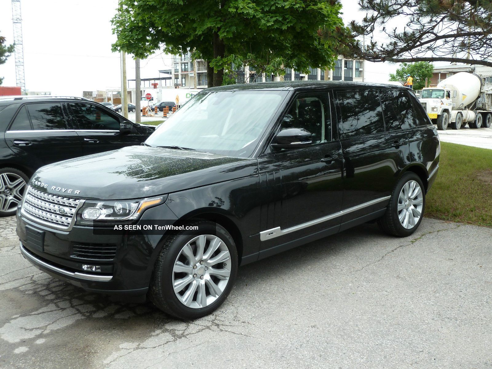 2014 range rover v8 supercharged long wheelbase lwb. Black Bedroom Furniture Sets. Home Design Ideas