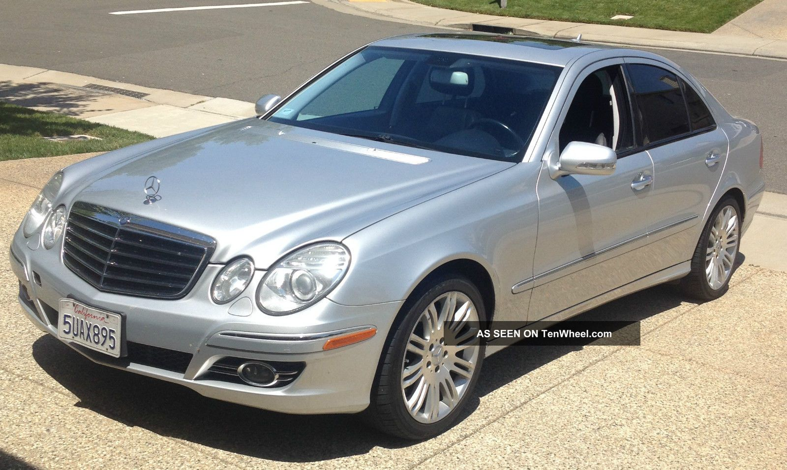 2007 mercedes e350 sport package. Black Bedroom Furniture Sets. Home Design Ideas