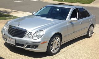 2007 Mercedes E350 Sport Package photo