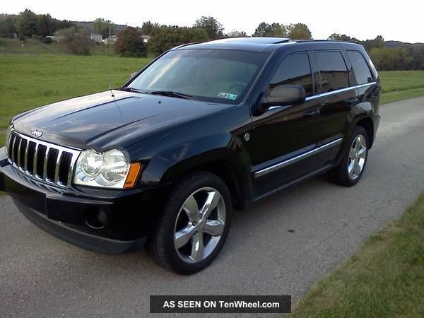 2005 Jeep Grand Cherokee Limited Srt8 Clone 5 7l Hemi
