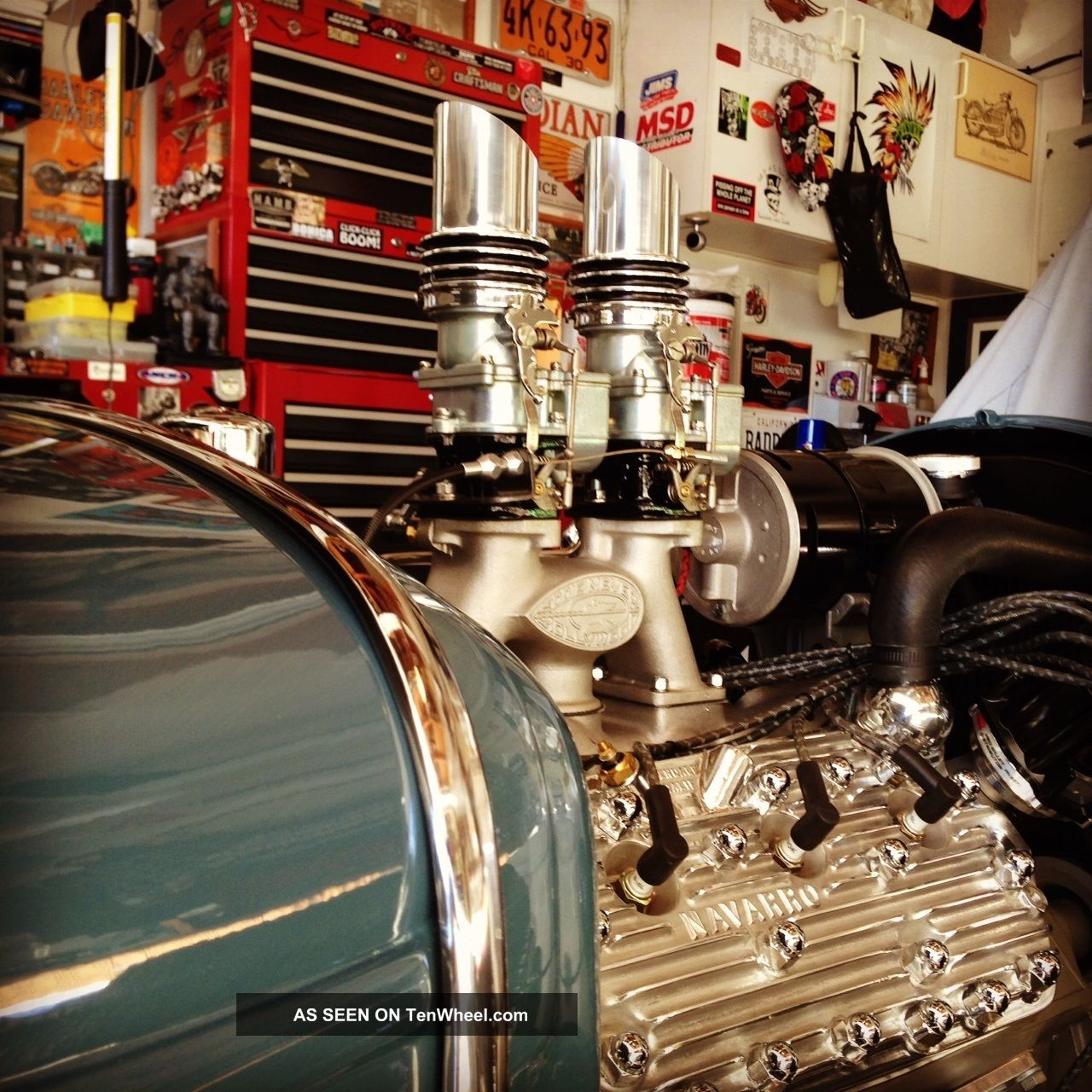 1930 Ford Model A Hot Rod Coupe Multiple Award Winner Street Rodder Top 10 Other photo