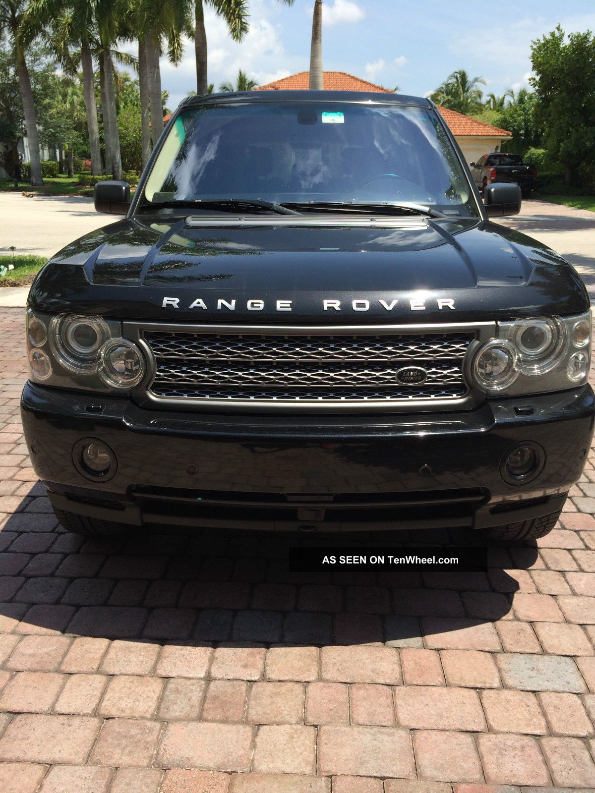 2009 Land Rover Range Rover Autobiography Black / Black Range Rover photo