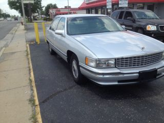 1994 Cadillac Sedan Deville Mint Inside & Out photo