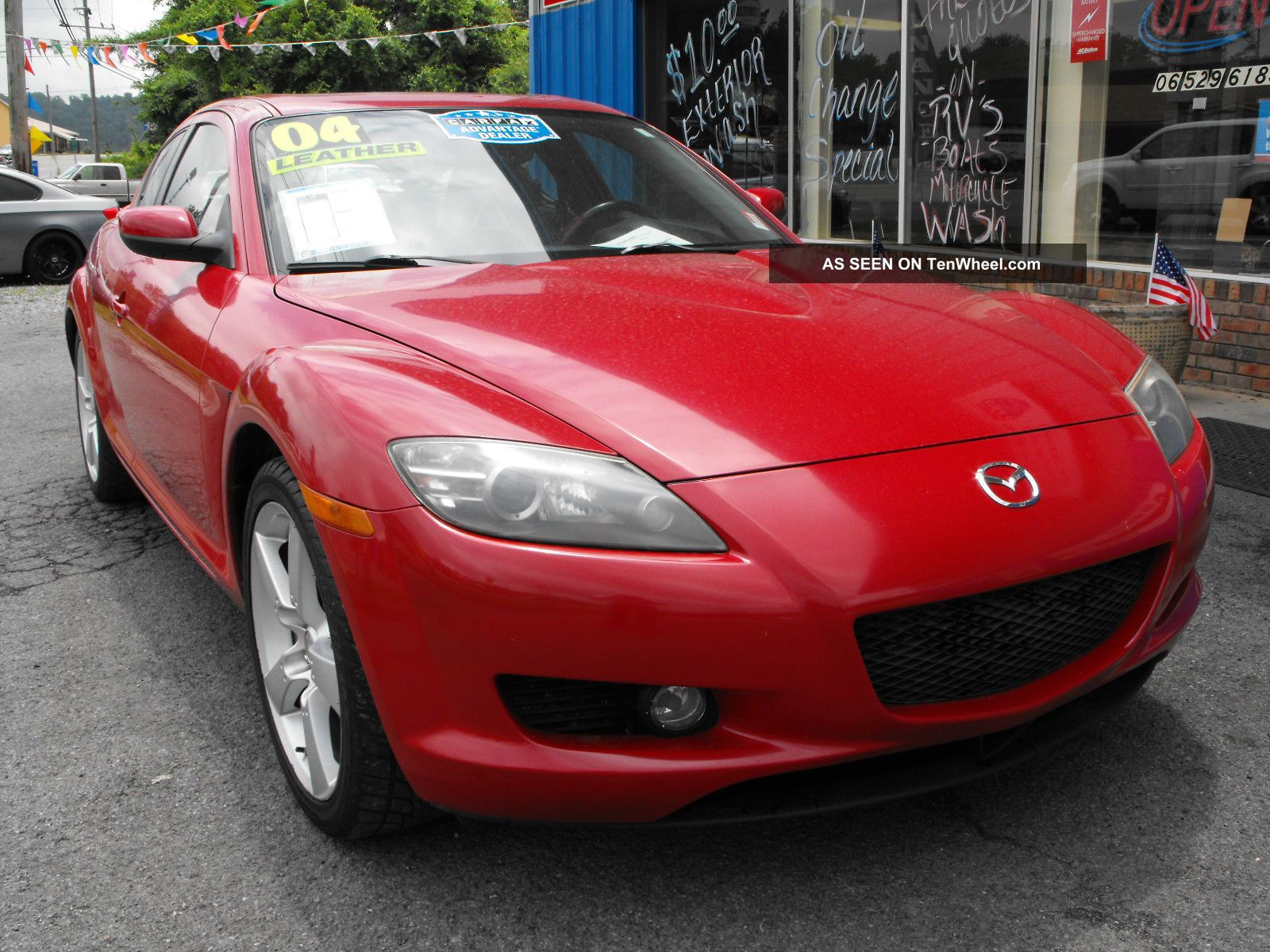 2004 Mazda Rx - 8 Base Coupe 4 - Door 1.  3l RX-8 photo