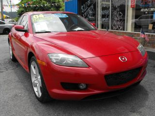 2004 Mazda Rx - 8 Base Coupe 4 - Door 1.  3l photo