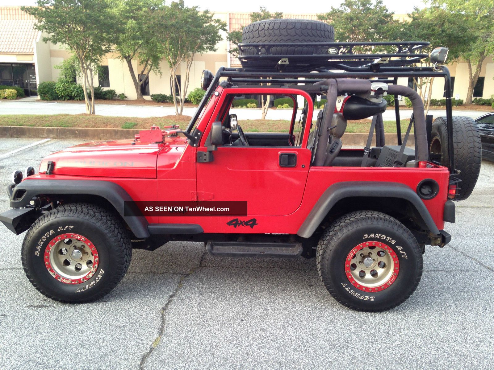 1999 jeep wrangler sport utility 2 door 4x4 rare. Black Bedroom Furniture Sets. Home Design Ideas