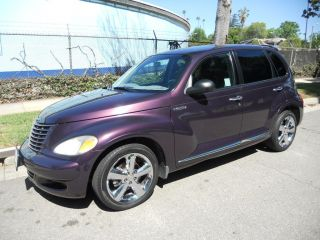 2004 Chrysler Pt Cruiser Gt photo