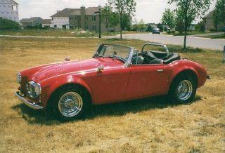 1989 Replica / Kit Makes Austin Healey Classic photo