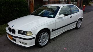 1996 Bmw 318ti Sport / M Package photo