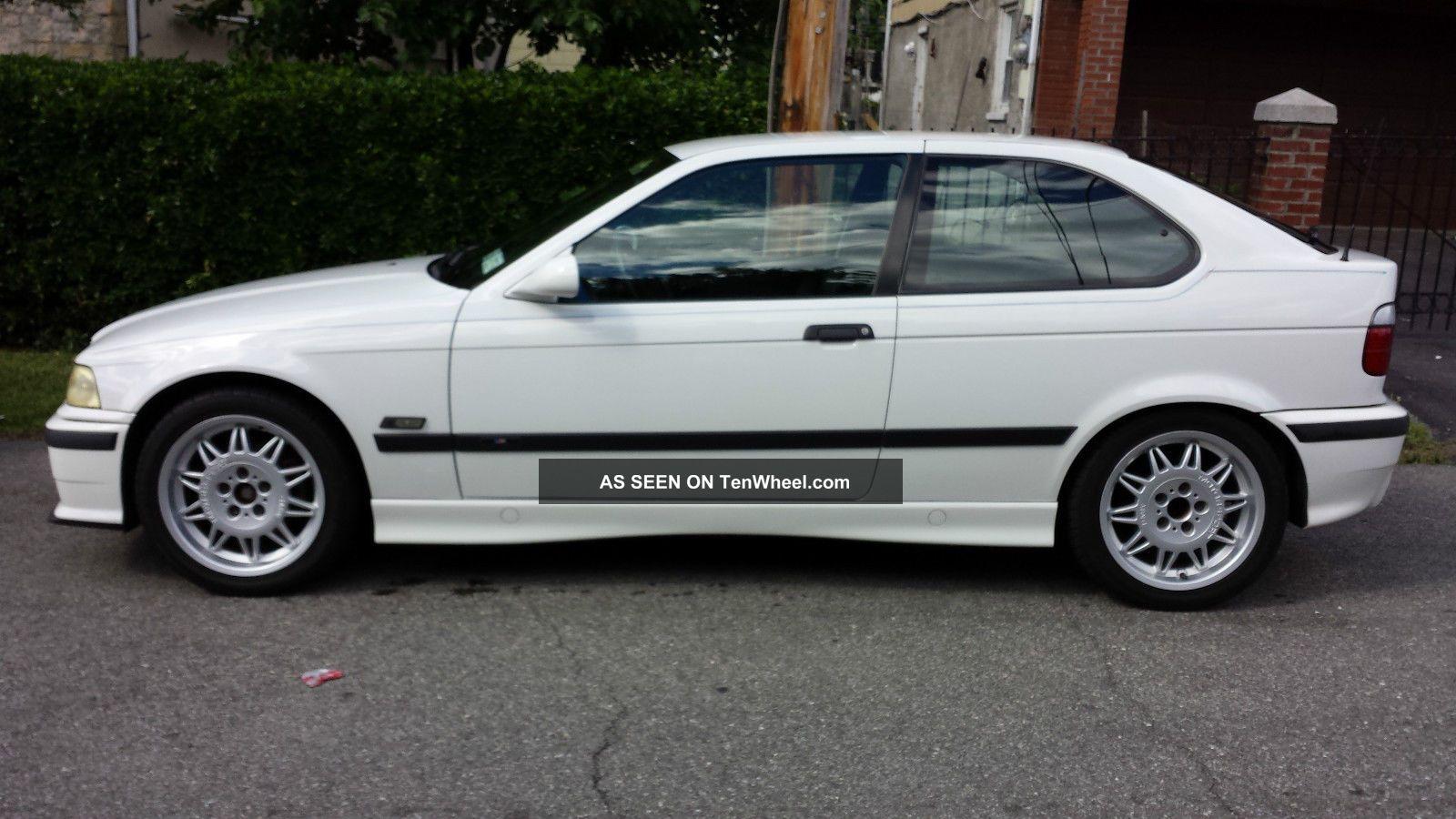 1996 bmw 318ti sport m package