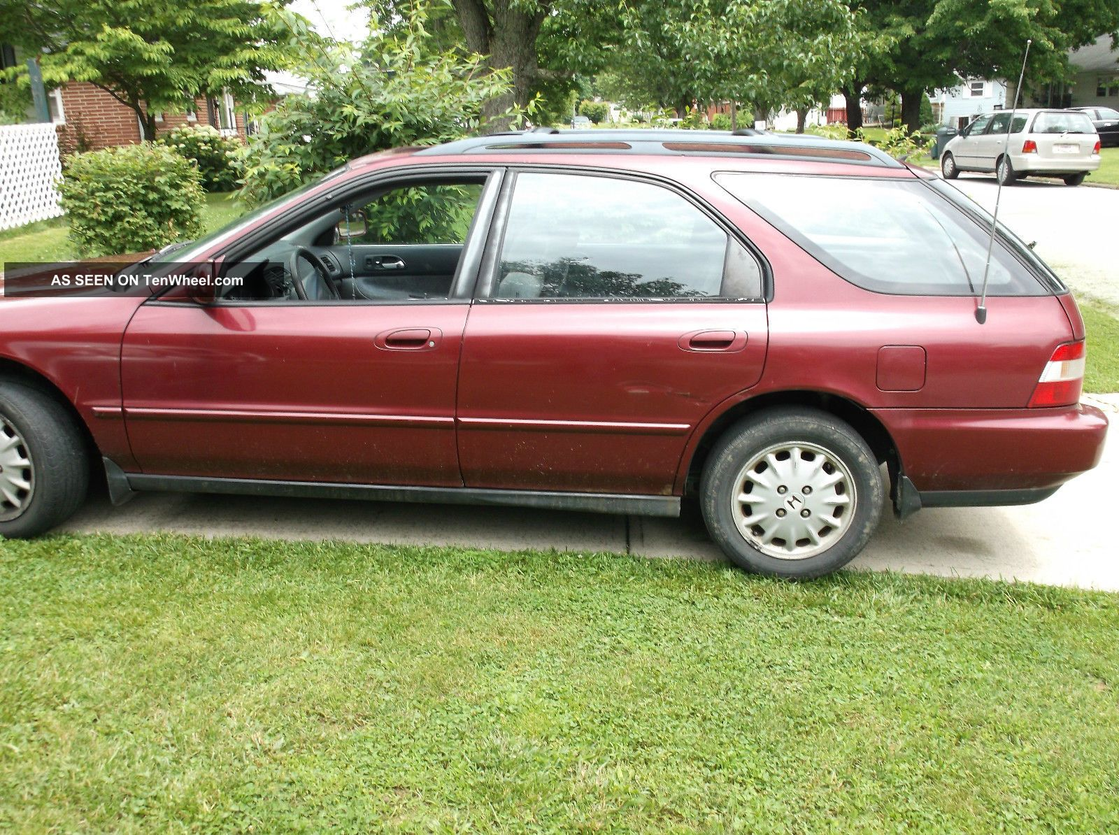 1997 honda accord ex wagon awesome economy 4 cylinder for Honda accord 4 cylinder