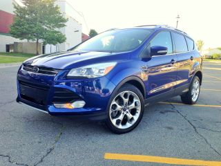 2013 Ford Escape Titanium Sport Ecoboost - - Pano - Cam - Sens - 37k M photo