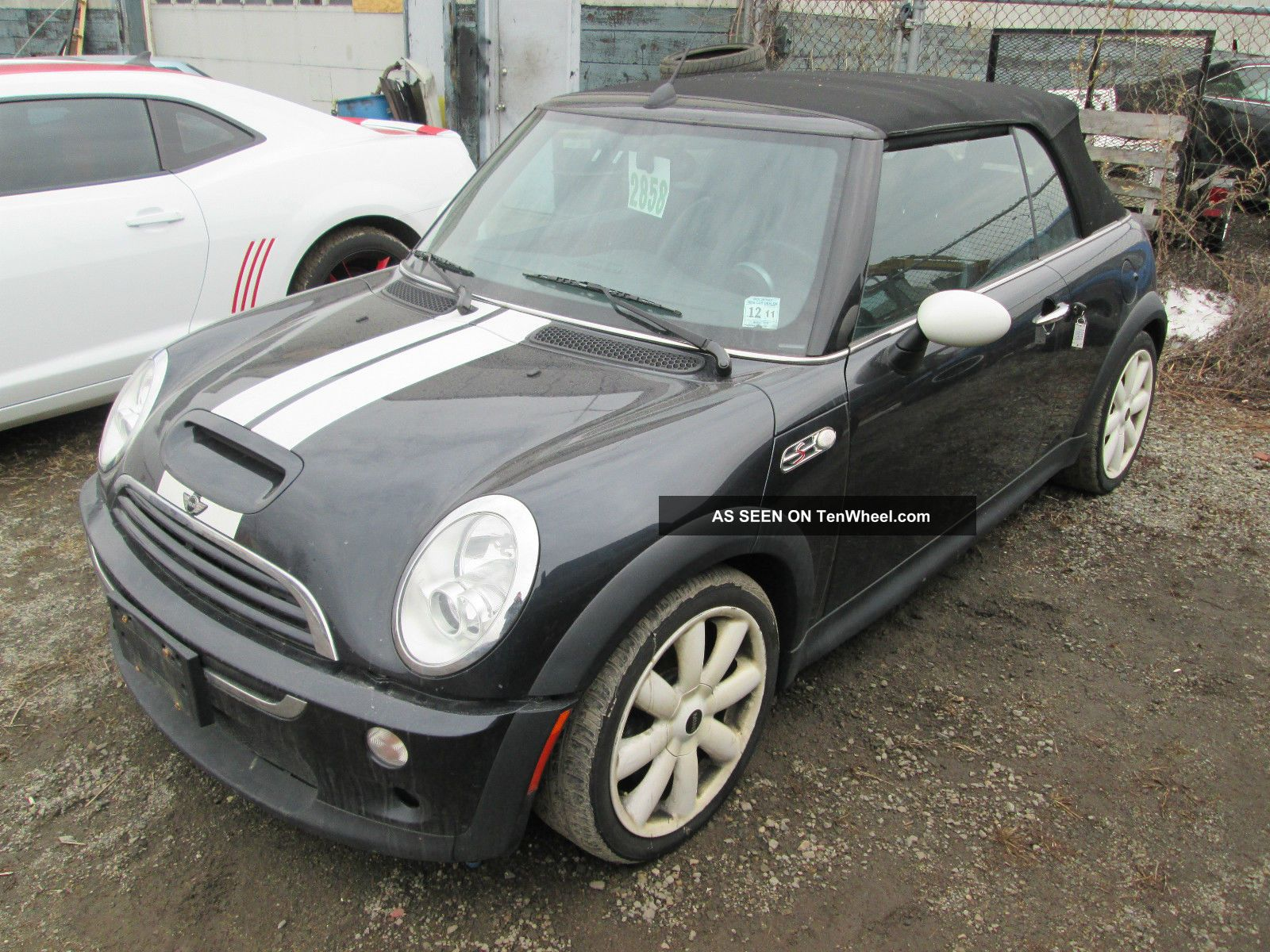 2007 Mini Cooper S Convertible Mechanic Special Cooper photo
