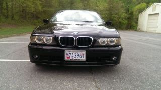 2003 Bmw 530i Base Sedan 4 - Door 3.  0l photo
