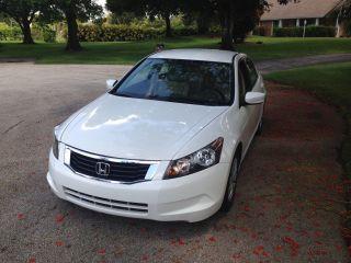 2010 Honda Accord Lx Titile photo