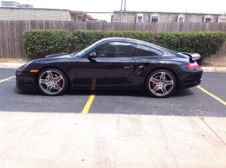 2007 Porsche 911 Turbo 2dr Coupe photo