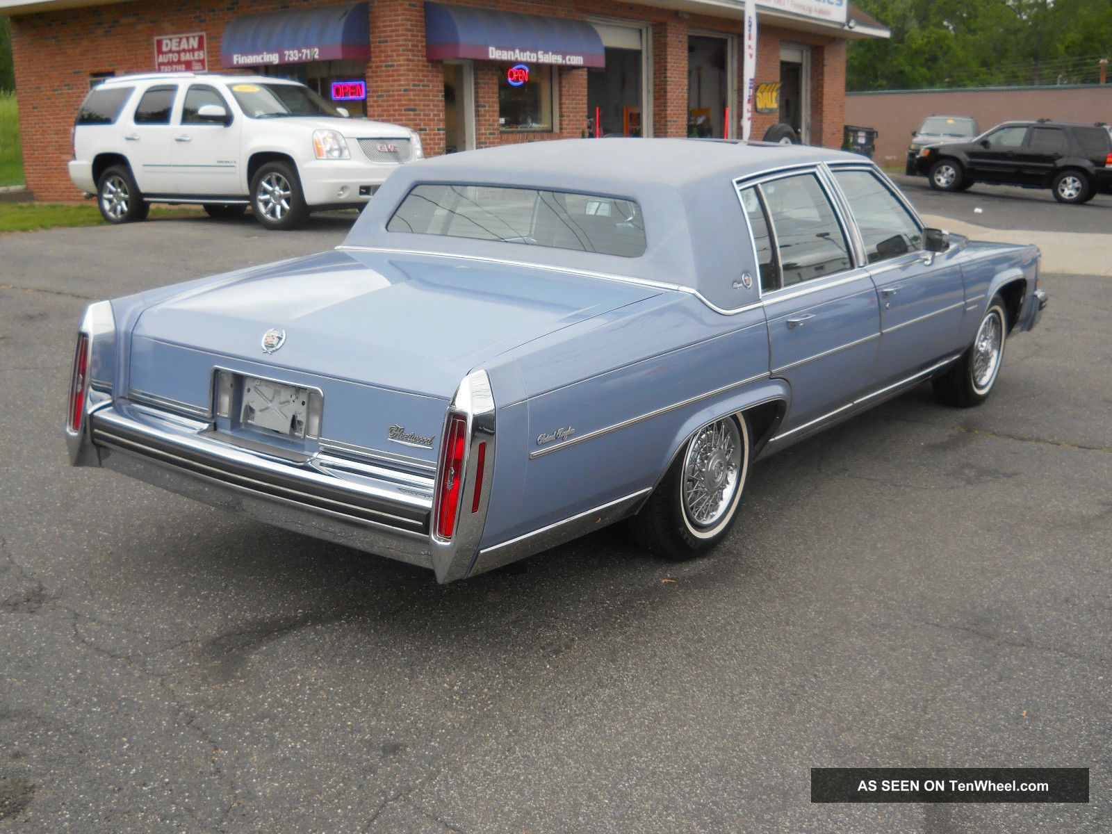 1983 cadillac fleetwood brougham d 39 elegance fleetwood photo 1. Cars Review. Best American Auto & Cars Review