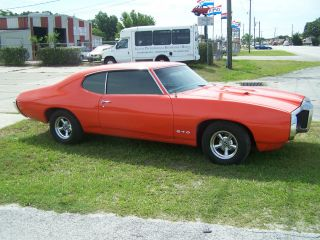 1969 Pontiac Tempest Custom S (gto Clone) photo
