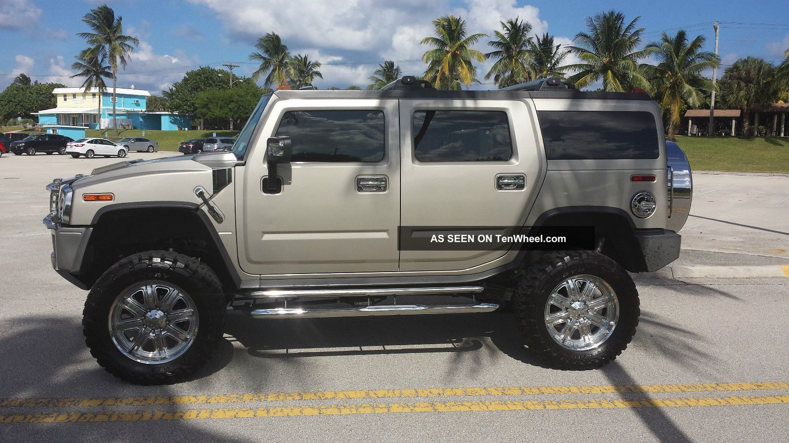 Pewter Metallic 2006 H2 Hummer H2 photo