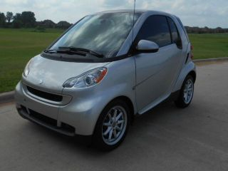 2009 Smart For Two Passion - Paddle Shifters - 500w Stereo - Nice - Road Ready photo