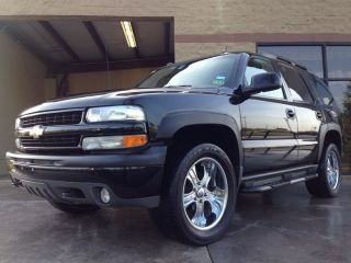 2005 Chevrolet Tahoe Z71 5.  3l, , ,  3rd Row, , ,  Tow Pac photo