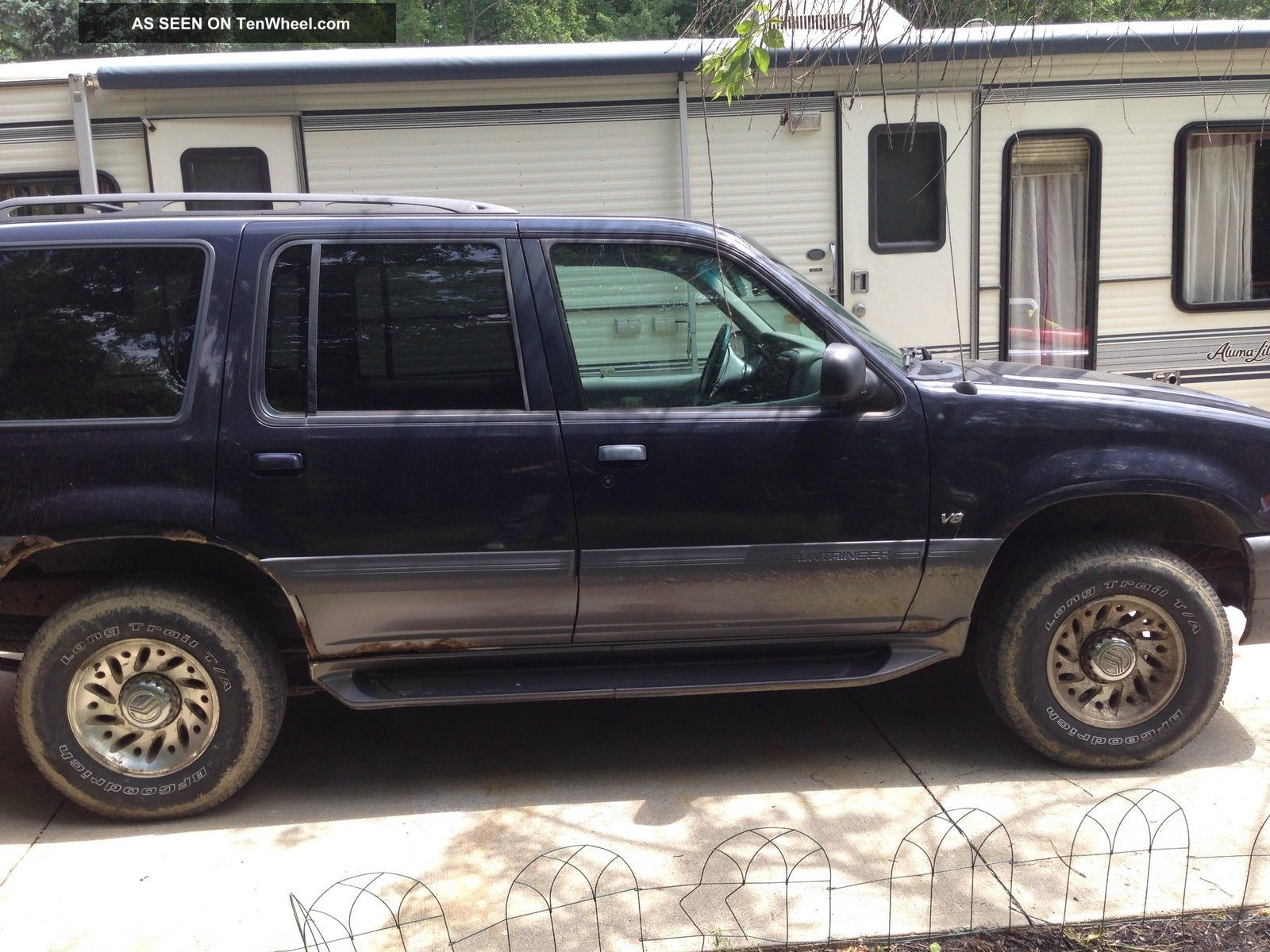 1999 Mercury Mountaineer Mountaineer photo