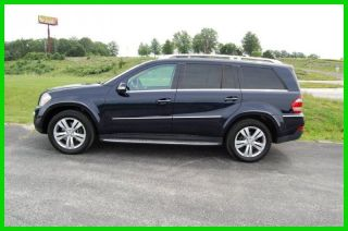 2008 Gl550 4matic® 5.  5l V8 32v Automatic Suv Premium photo