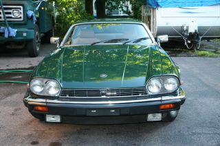 1986 Jaguar Xjs Base Coupe 2 - Door 5.  3l photo