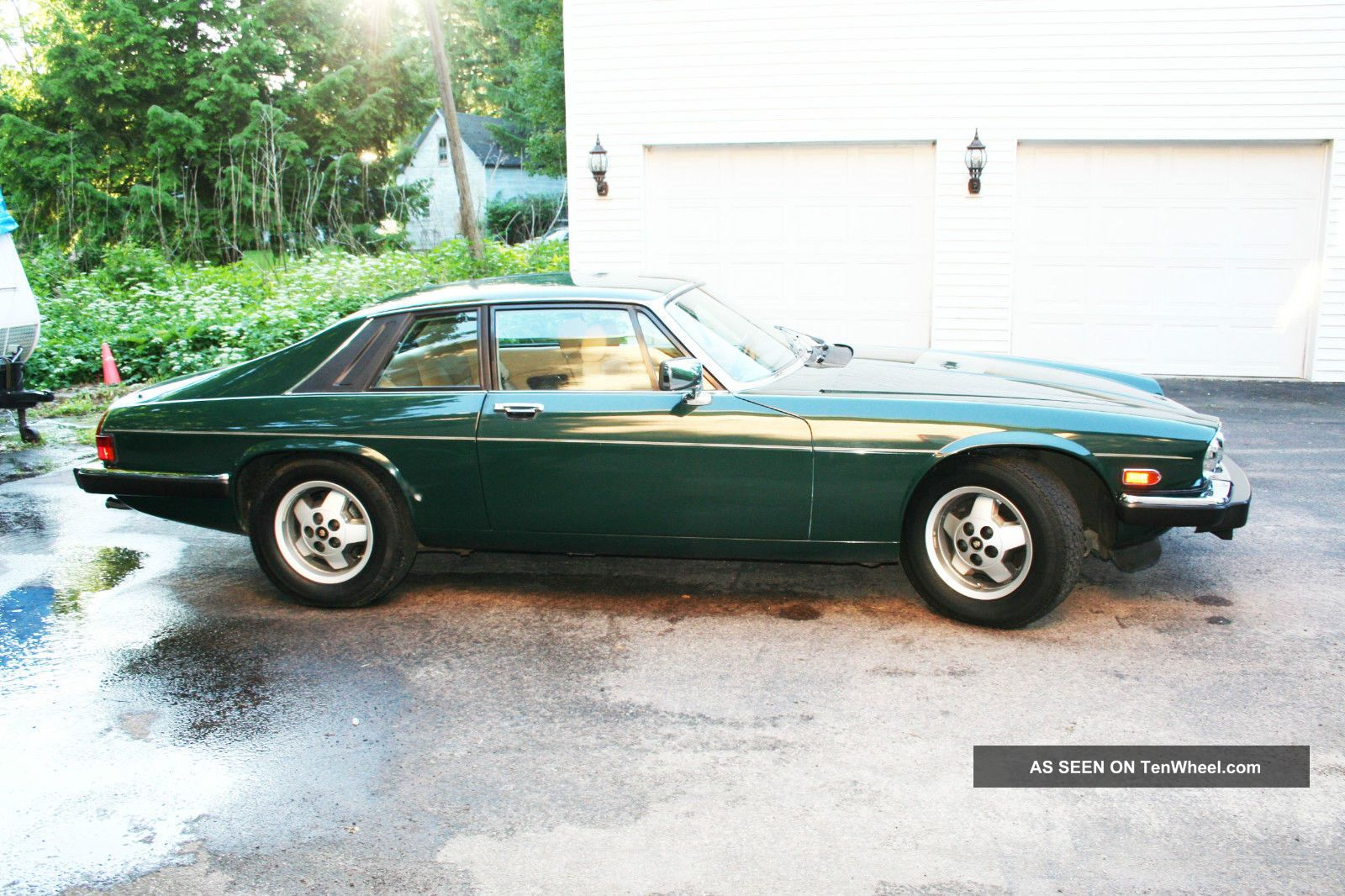 1986 Jaguar Xjs Base Coupe 2  Door 5 3l