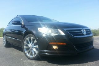 2011 Volkswagen Cc Vr6 4motion Sedan 4 - Door 3.  6l photo