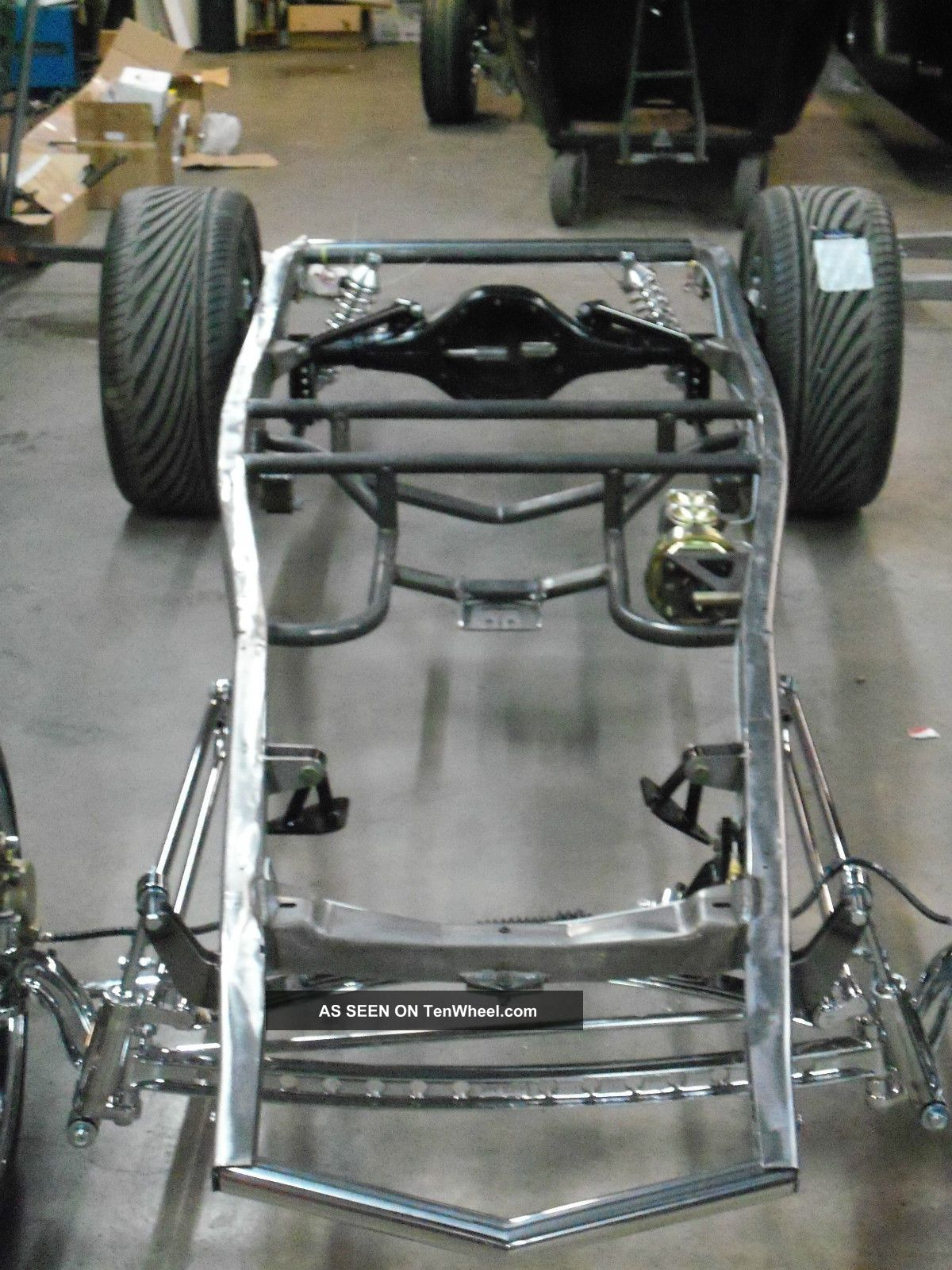 1932 Ford Chassis Frame Street Rod Hot Rod Other photo