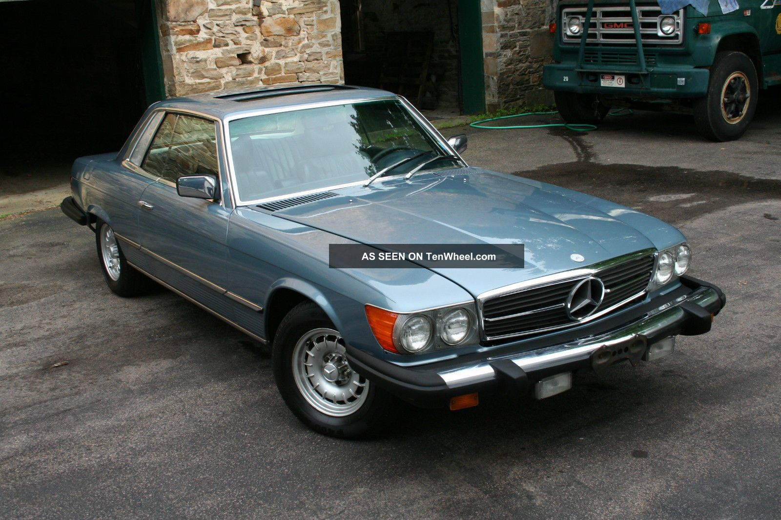 1979 Mercedes 450 Slc SL-Class photo