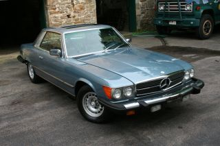 1979 Mercedes 450 Slc photo