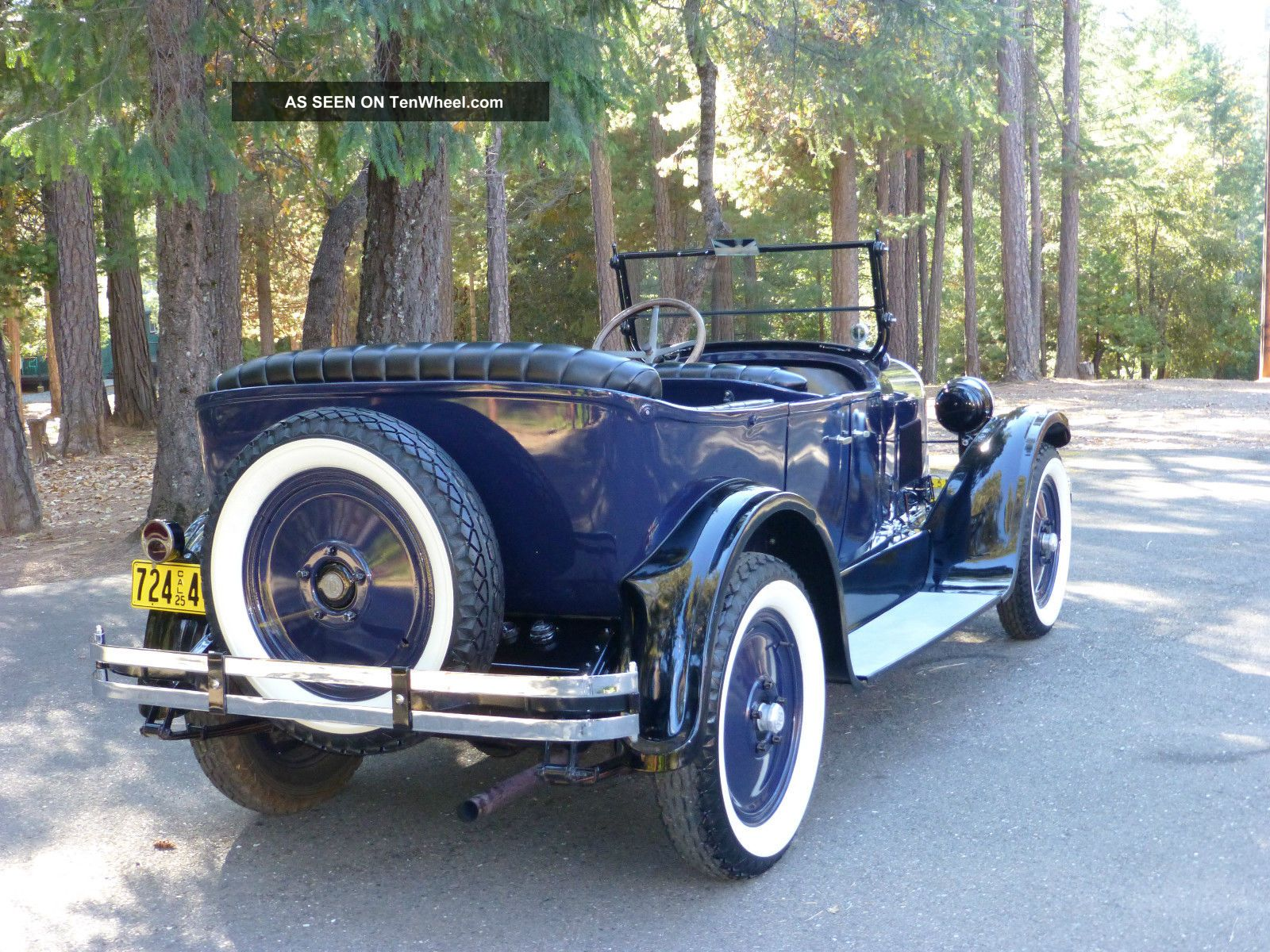 Dodge Brothers 1925 Sport Touring