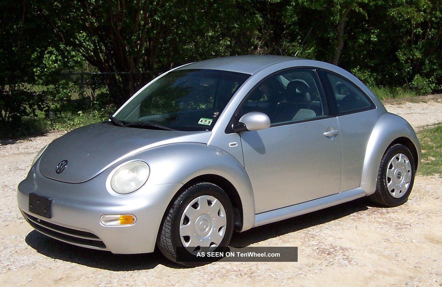2001 volkswagen beetle gls 5 speed manual ice cold air. Black Bedroom Furniture Sets. Home Design Ideas
