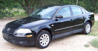 2002 Volkswagen Passat Gls 1.  8t Sedan - - Needs Turbo Work photo