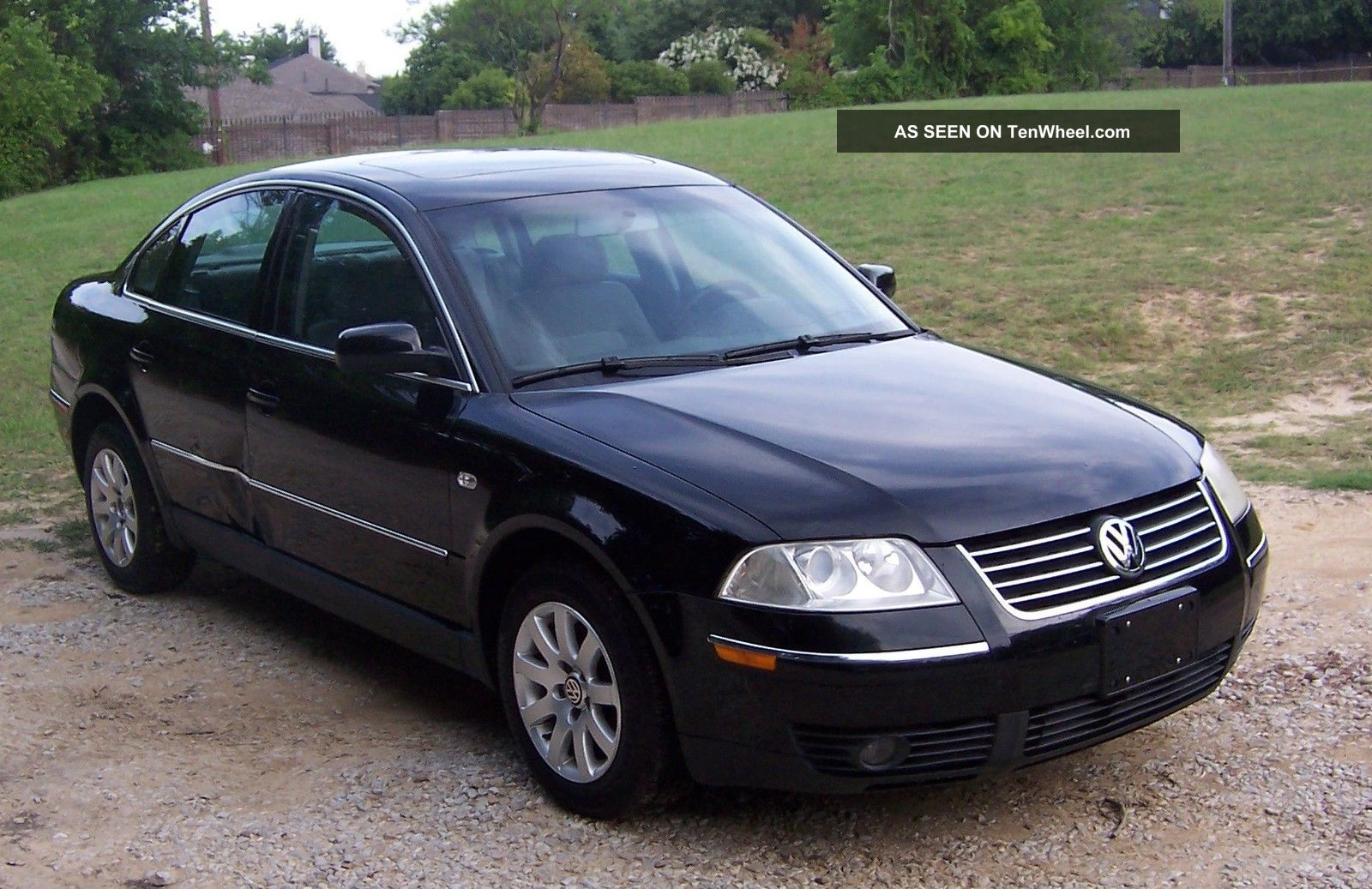 2002 volkswagen passat gls 1 8t sedan needs turbo work. Black Bedroom Furniture Sets. Home Design Ideas