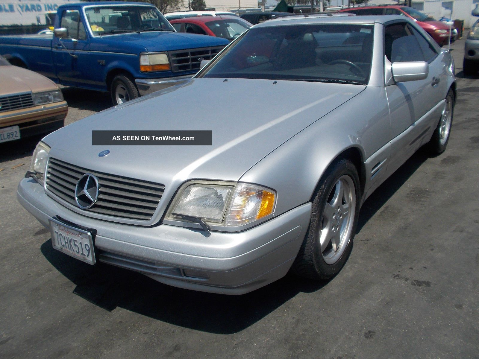 1998 Merccedes Sl500 SL-Class photo