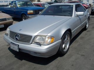 1998 Merccedes Sl500 photo