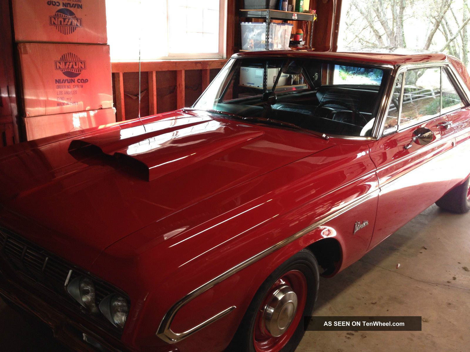 1964 Plymouth Belvedere 426 Max Wedge Other photo