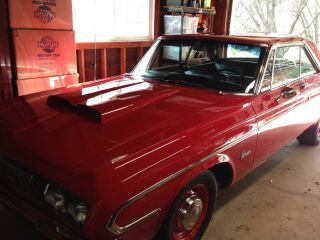 1964 Plymouth Belvedere 426 Max Wedge photo