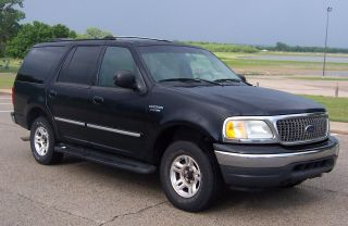 2001 Ford Expedition Xlt - Third Seat - Loaded - Runs And Drives Great photo
