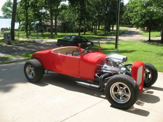 1927 Ford Roadster Custom Build Hot Rod photo