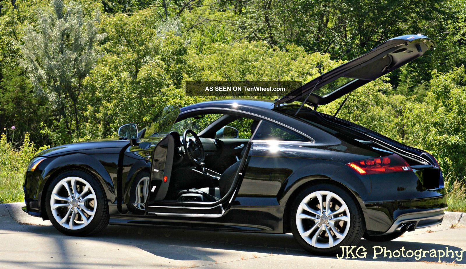 2013 Infiniti G37 Journey >> 2009 Audi Tt Quattro S Coupe 2 - Door 2. 0l