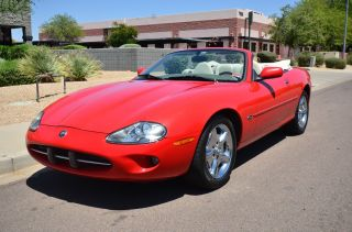 1999 Jaguar Xk - Series photo