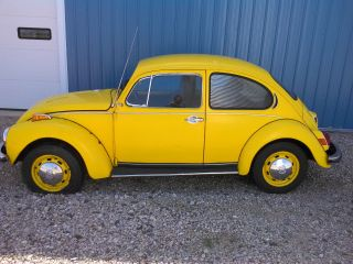 1972 Volkswagon Beetle photo