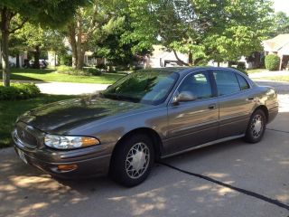 2001 Buick Lesabre Custom Sedan 4 - Door 3.  8l photo